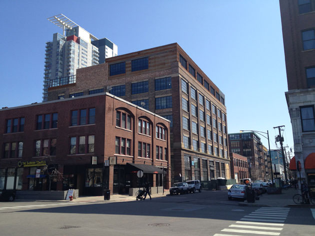 Construction At Soho House Chicago, 113 125 N. Green Street In Fulton  Market District, Has Been Completed And Is Scheduled To Open In August 2014.