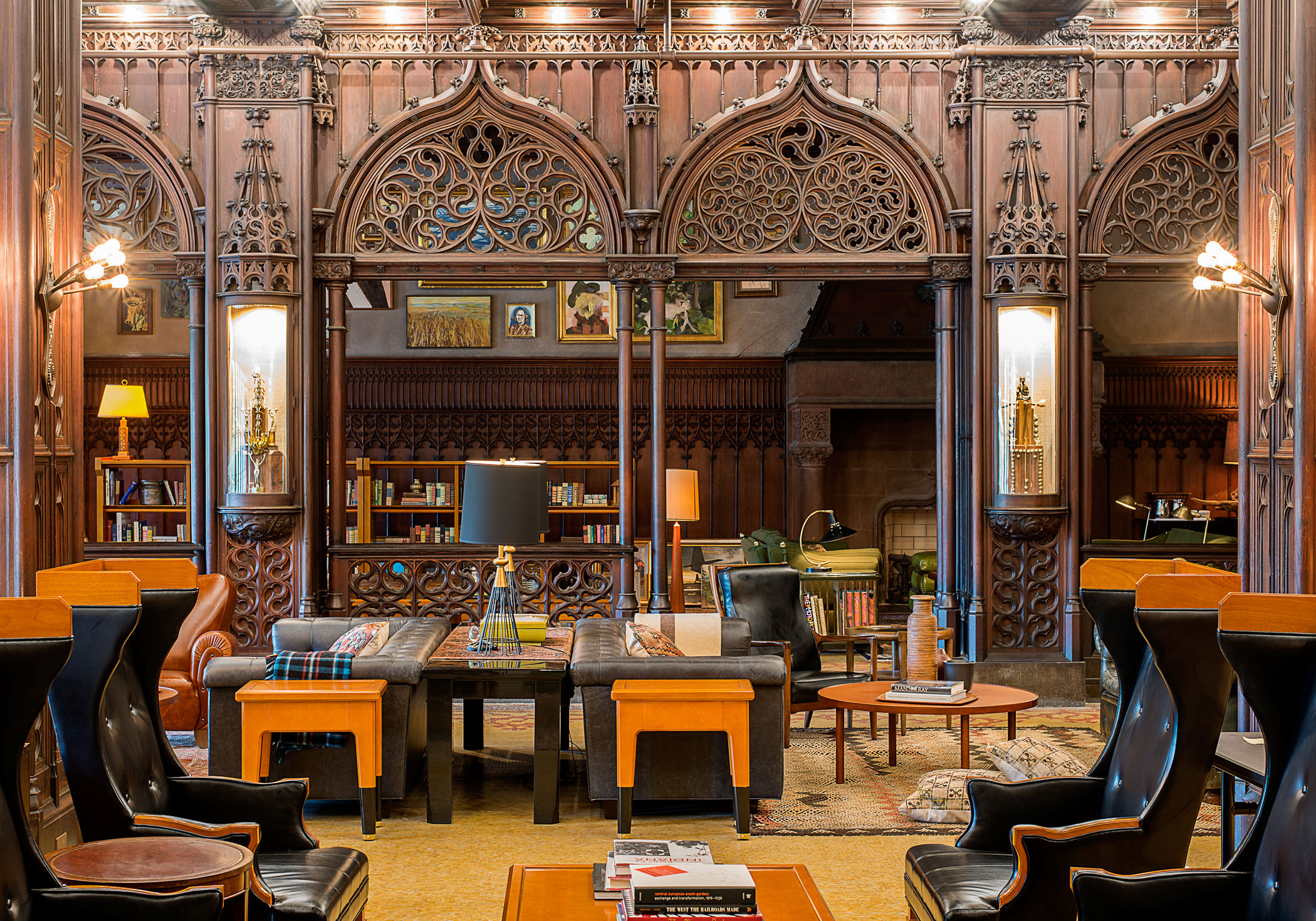 Chicago Athletic Association Hotel Hpa