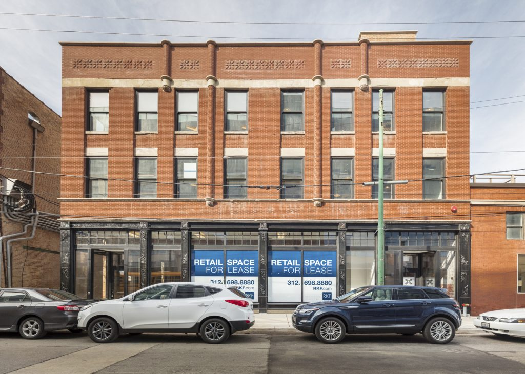 312 N Carpenter Receives Leed Certification Hpa